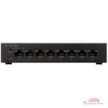 Коммутатор сетевой Cisco SF110D-08HP-EU