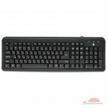 Клавиатура 2E KS 102 USB Black (2E-KS102UB)