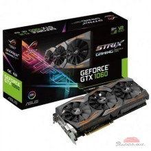 Видеокарта ASUS GeForce GTX1060 6144Mb ROG STRIX OC GAMING (STRIX-GTX1060-O6G-GAMING)