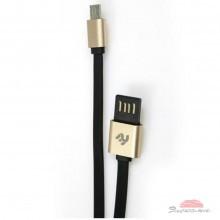 Дата кабель 2E USB 2.0 AM to Micro 5P 1.0m (2E-CCTM13M-1G)