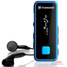 mp3 плеер Transcend T. Sonic 350 8GB Синий (TS8GMP350B)