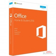 Программная продукция Microsoft Office 2016 Home and Student English (79G-04669)