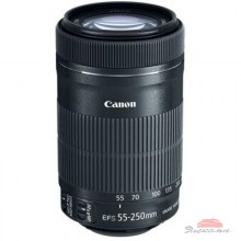 Объектив Canon EF-S 55-250mm 4-5.6 IS STM (8546B005)
