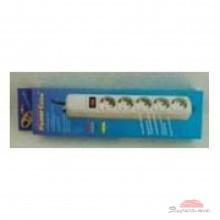 Сетевой фильтр питания GEMBIRD SPG3-B-15 (SPG5-G-15G)