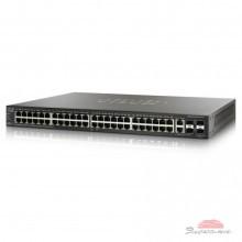Коммутатор сетевой Cisco SF500-48P (SF500-48P-K9-G5)