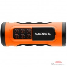 mp3 плеер TEXET Drum Orange