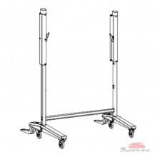 """Подставка для интерактивной доски Smart Floor Stand 77""""-87"""" (FS-SB)"""