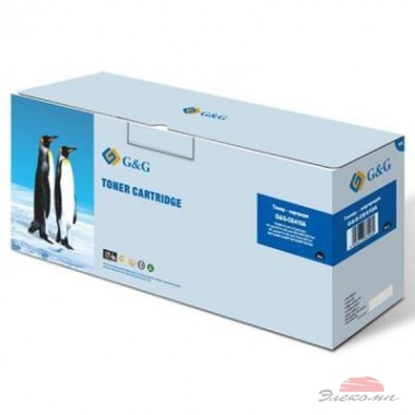 Картридж G&G для HP LJ Pro M351a/M375nw/M451/ M475dn (G&G-CE410A)