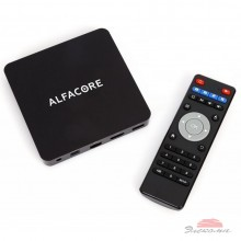 Медиаплеер Alfacore Smart TV LOGIC