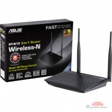 Маршрутизатор ASUS RT-N12 D1