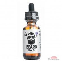 "Жидкость для электронных сигарет Beard ""No.64"" 30 мл 3 мг (BR64-30-3)"