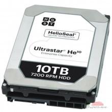 """Жесткий диск 3.5"""" 10TB Hitachi HGST (0F27454 / HUH721010ALE604)"""