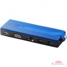 Порт-репликатор HP USB-C Travel Dock (T0K29AA)
