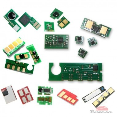 Чип для картриджа OKI C5500/5800/5900 B/C/M/Y AHK (1800930)