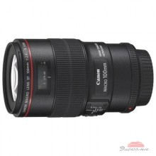 Объектив EF 100mm f/2.8L IS macro USM Canon (3554B005)