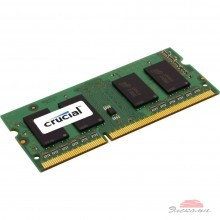 Модуль памяти для ноутбука SoDIMM DDR3 2GB 1600 MHz MICRON (CT25664BF160BJ)